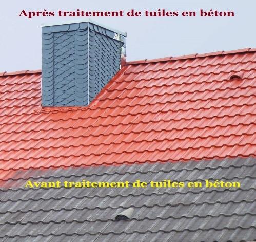 Nettoyage de toiture alsace