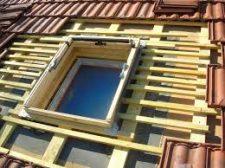 Couverture de toiture et Pose de velux alsace